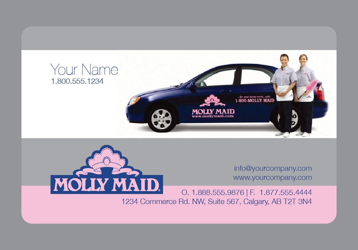 Generous Maid Business Cards Photos - Business Card Ideas - etadam.info