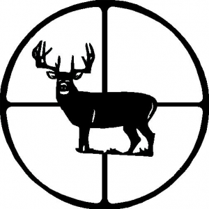 Bhsgunshop on cartoon deer head