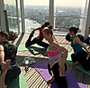 Pidgeon Pose - Yoga in The Shard_edited