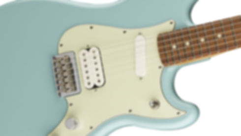 MUSICIANS 1ST CHOICE FENDER DUO SONIC GUITARS