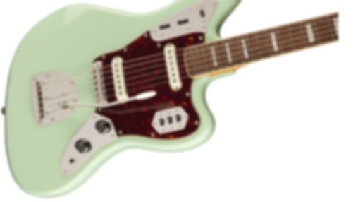MUSICIANS 1ST CHOICE SQUIER BY FENDER JAGUARS