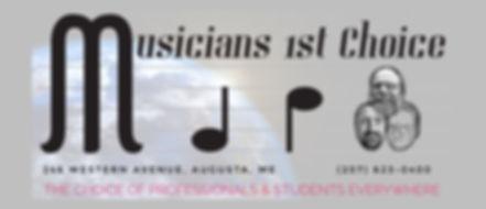 Musicians 1st Choice Logo