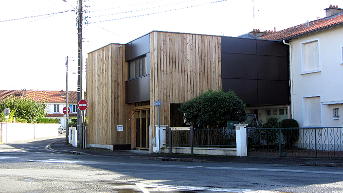 philippe commun architecte niort deux s vres. Black Bedroom Furniture Sets. Home Design Ideas