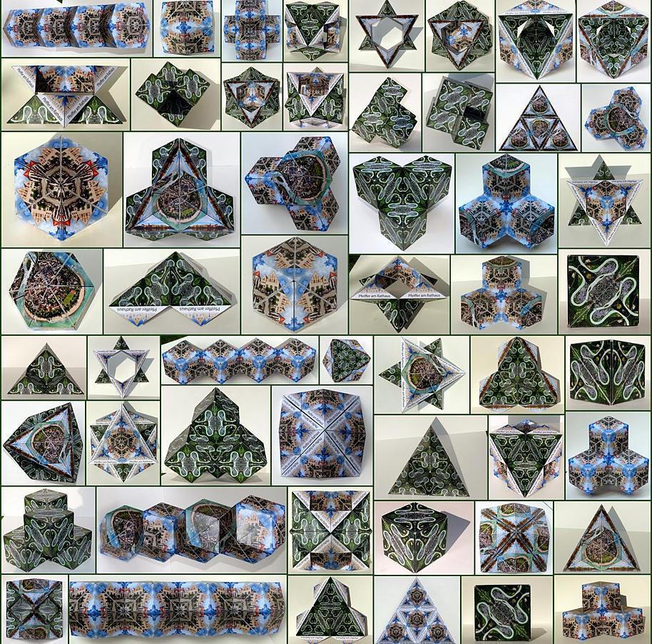 Muestra de trabajos. Fuente: Geobender.com