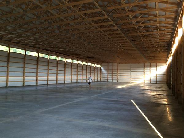 New Indoor Storage Building 2