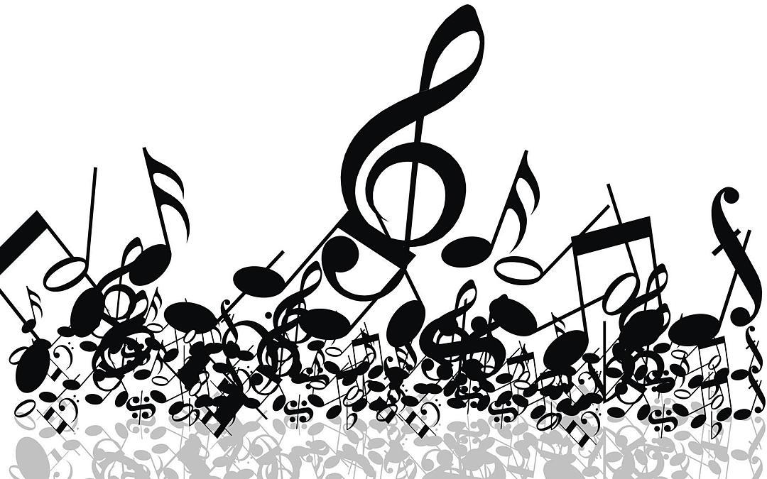 Chamber Music Drawing Crescendo Winter Music