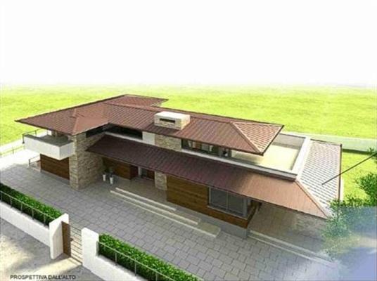 Beautiful latest progetto per villa singola with progetti for Progetti villette singole moderne