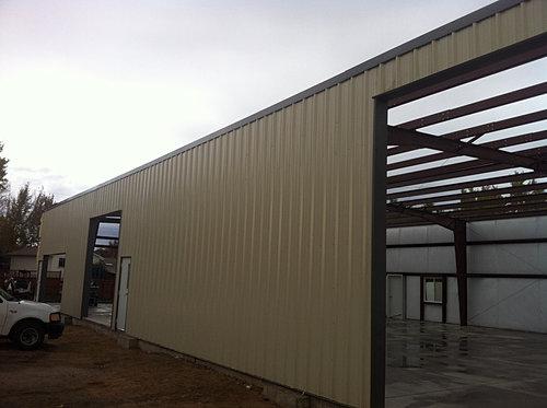 PBR Wall System