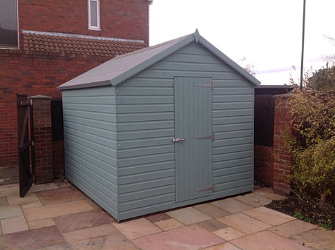 10 x 8 'Acomb' Apex Roof Shed