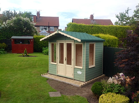 Coquet Summerhouse
