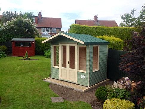 Coquet Summerhouse