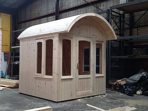 7' x 7' Pullman Summerhouse