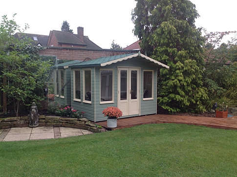 10' x 6' 'Coquet' Summerhouse