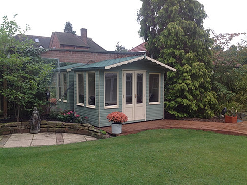 10' x 6' 'Coquet' Summerhouse