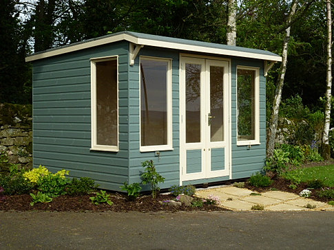 10 x 8 'Corchester' Summerhouse