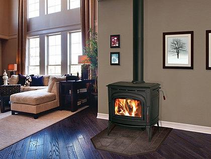 Ashford 30 - Black.jpg - Blaze King Freestanding Wood Stoves