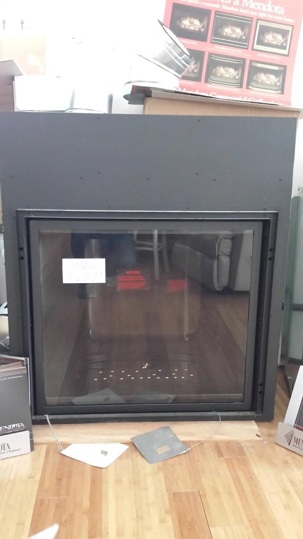 berkshire hearth and home llc mendota fv41 mod gas fireplace