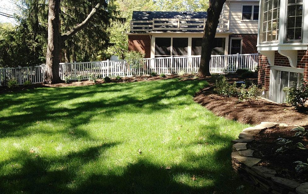 ak lawn care 48160 porfolio page