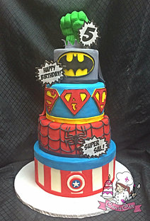 Cakes by Coley Kids Birthday Cakes