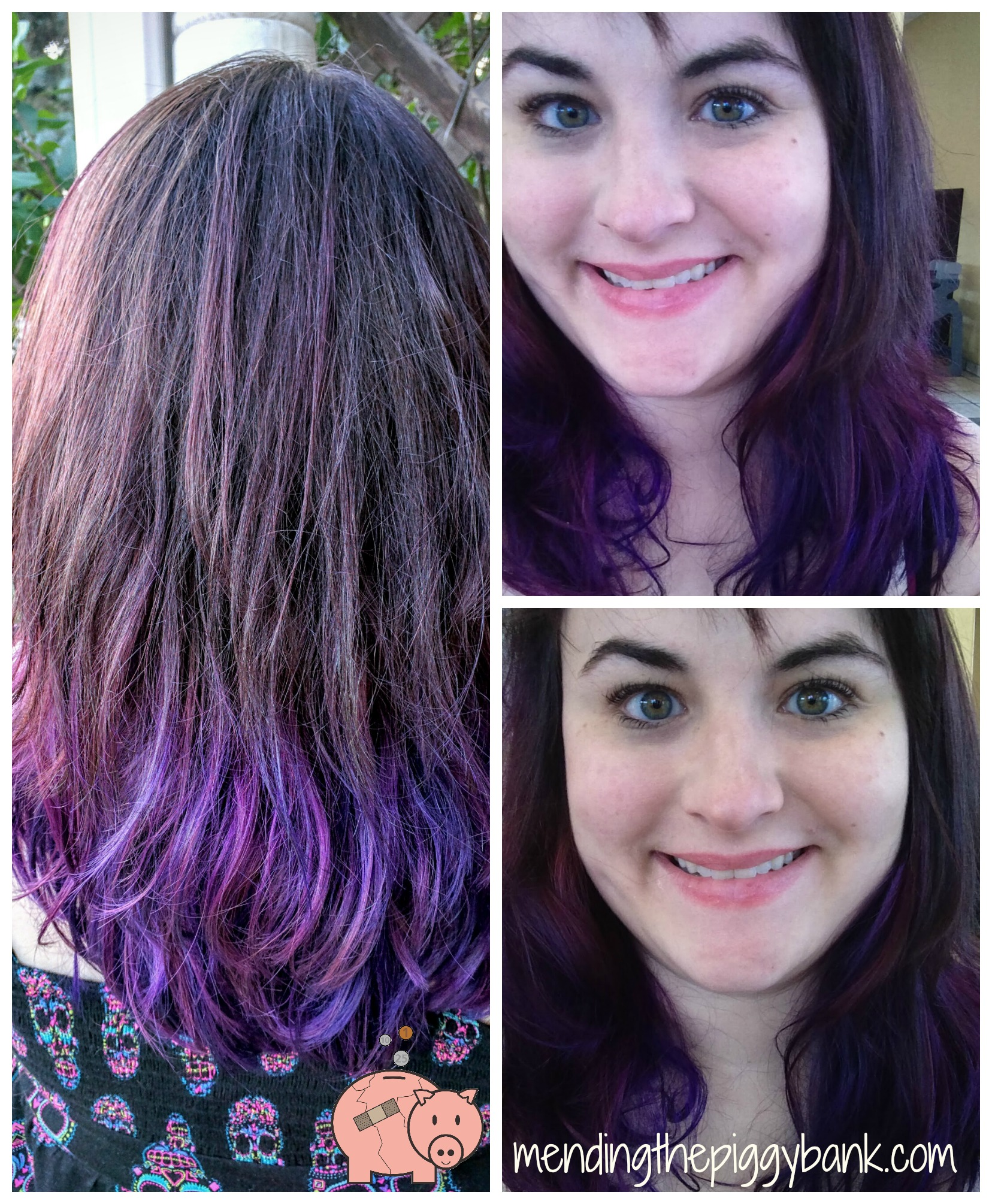 Ways to get natural hair color back