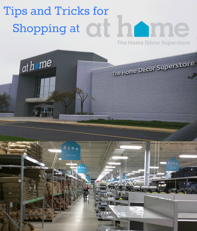 i had been to an at home store in erie pa and was excited to go check out the brand new superstore locally - At Home Decor Store
