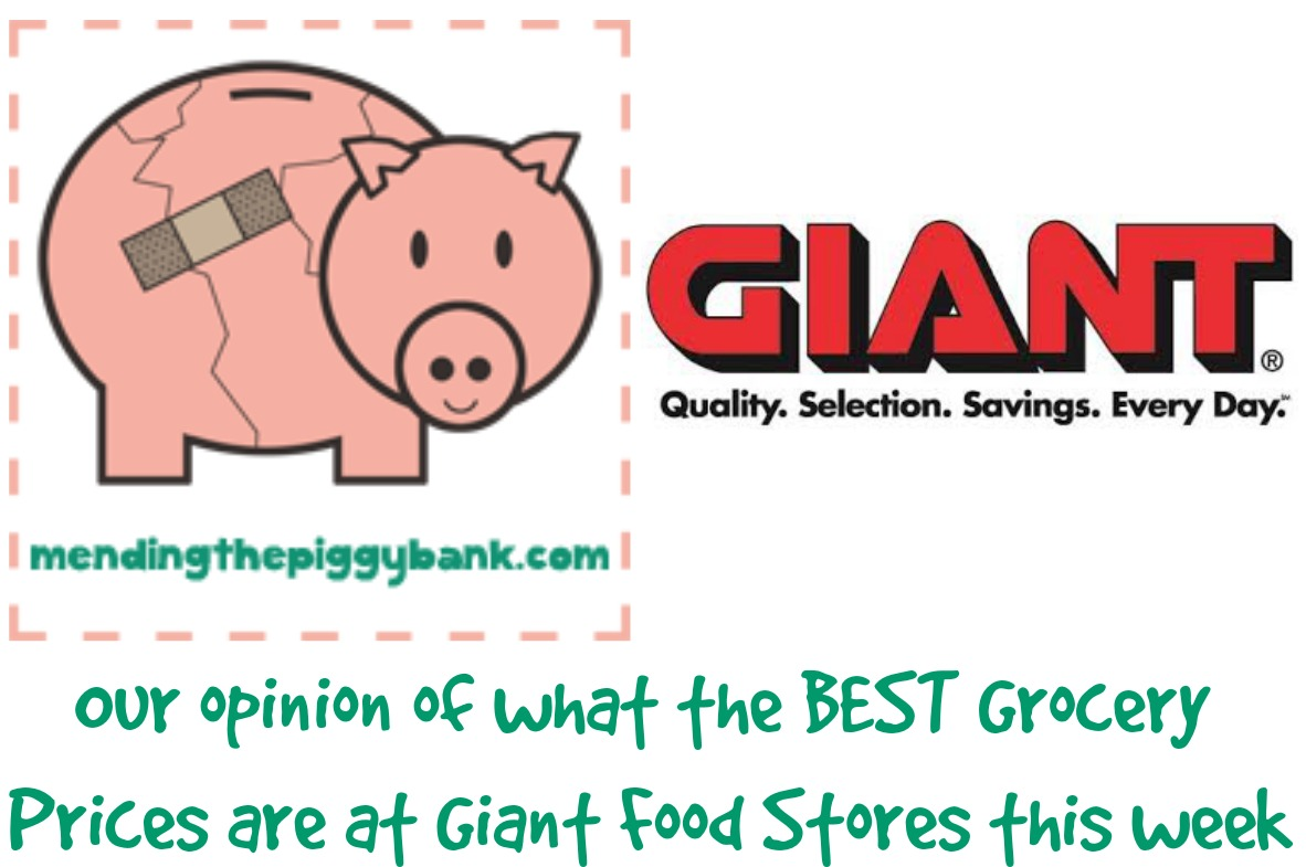 Double coupons giant food stores