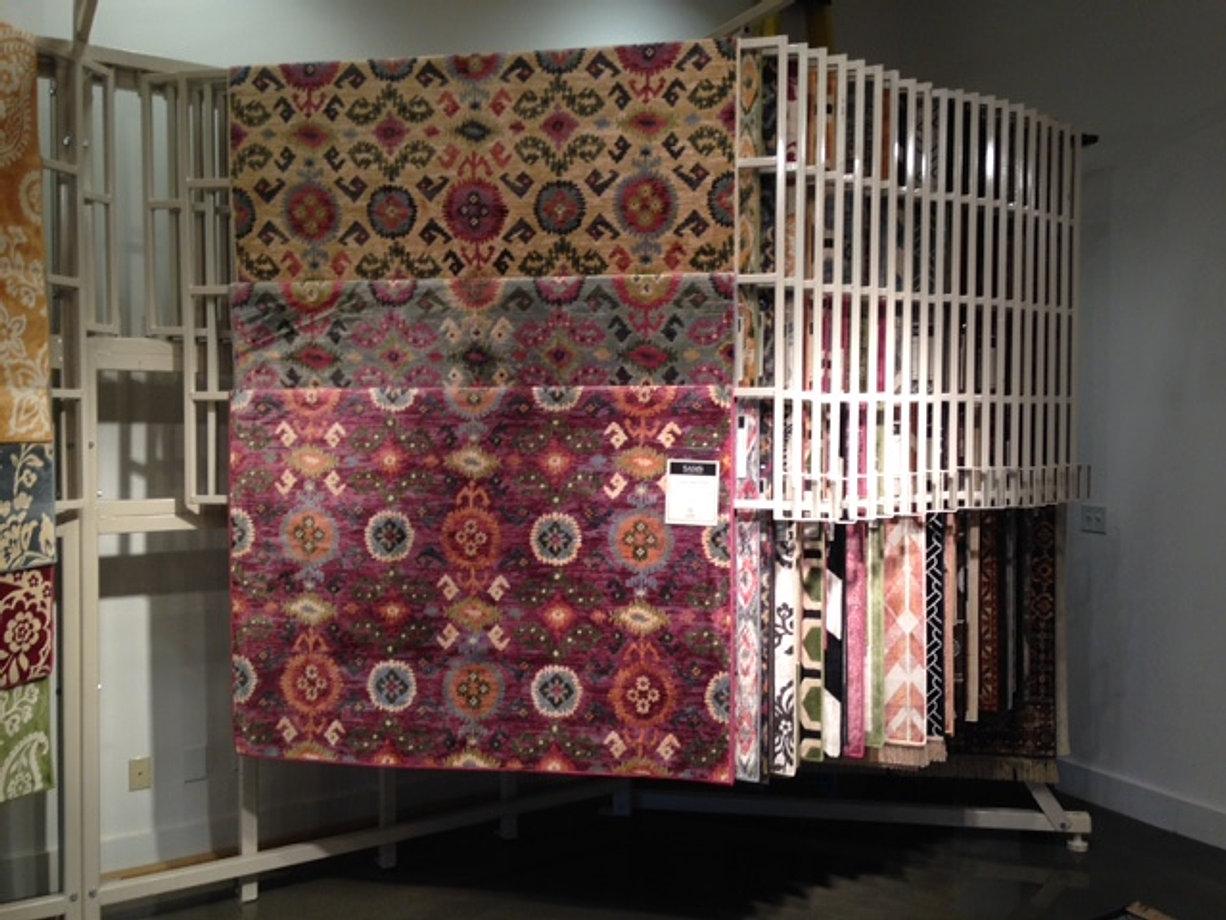 Displays Of Dalton Rug Racks