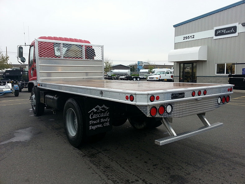 Truck Body & Trailer Sales, 29512 Airport Road, Eu