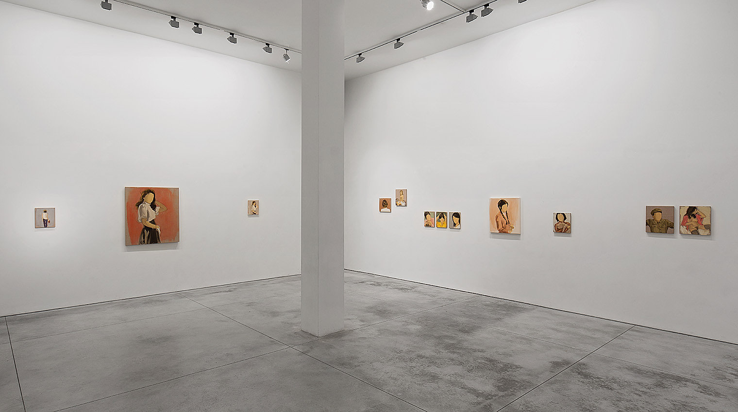 Alon Segev Gallery גלריה אלון שגב Gideon Rubin