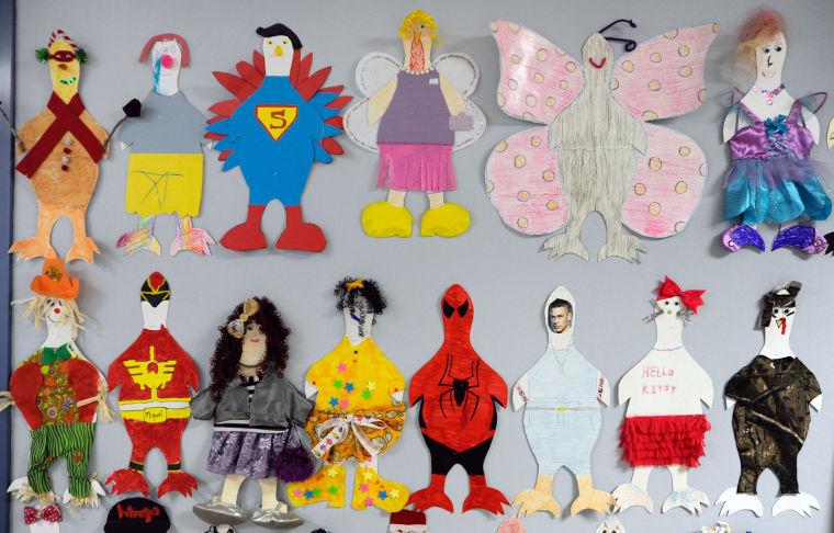 Family Turkey Project - due Friday, November 14th | les3