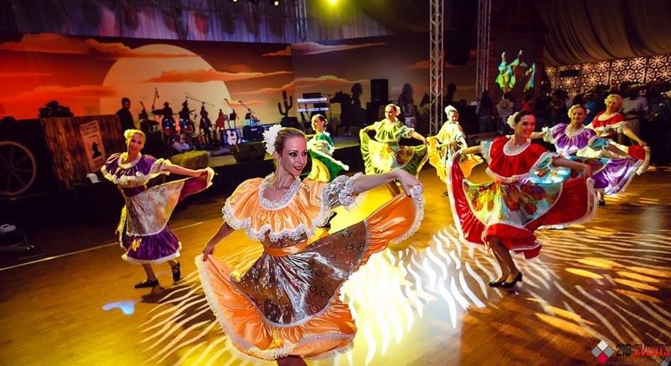 DANCES IN DUBAI MEXICAN DANCE
