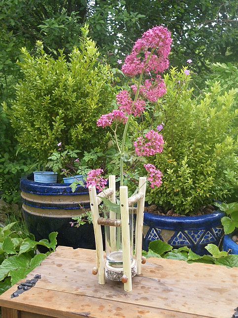 Recr nature objets d coratifs en bois maison et jardin for Objets decoratifs jardin