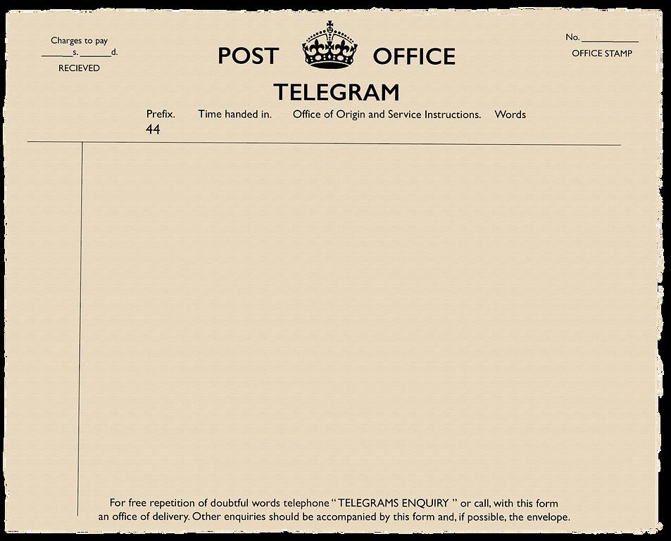 Enchanting Telegram Template Festooning - Resume Ideas - namanasa.com