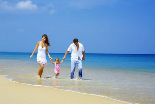 Семейный отдых в июле