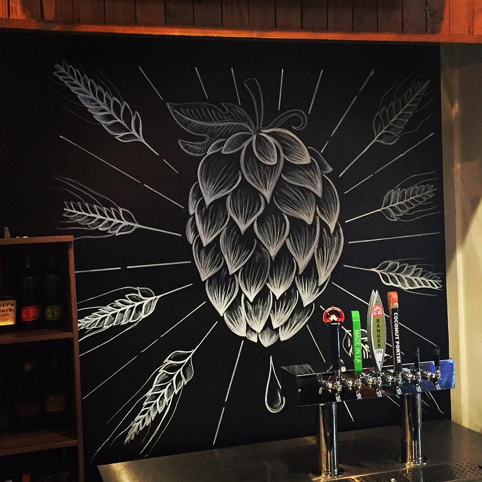 The Artery Chalk Art and Custom Design Hawaii | Chalk Murals