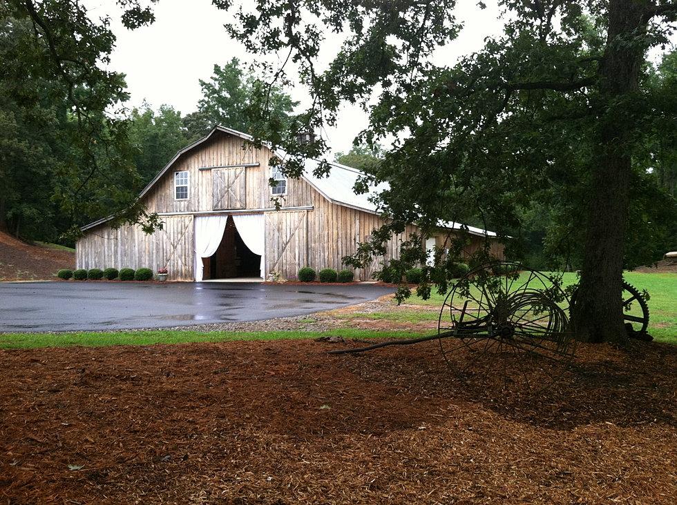 Barn Wedding Venues In North Georgia