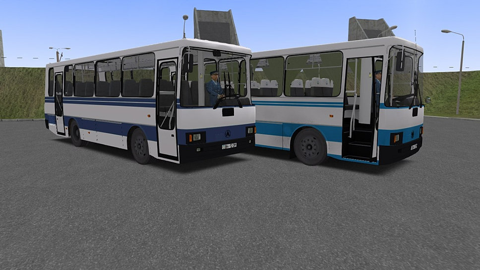 омси моды автобусы лас скачать