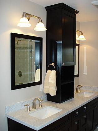 woodland hills bathroom remodel before and after images - Bathroom Remodeling Woodland Hills