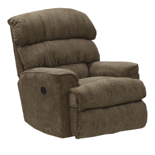 Jacob 39 s home furnishgings recliners for Catnapper maverick chaise swivel glider recliner