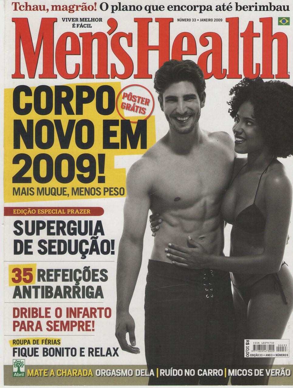 Capa Men's Health
