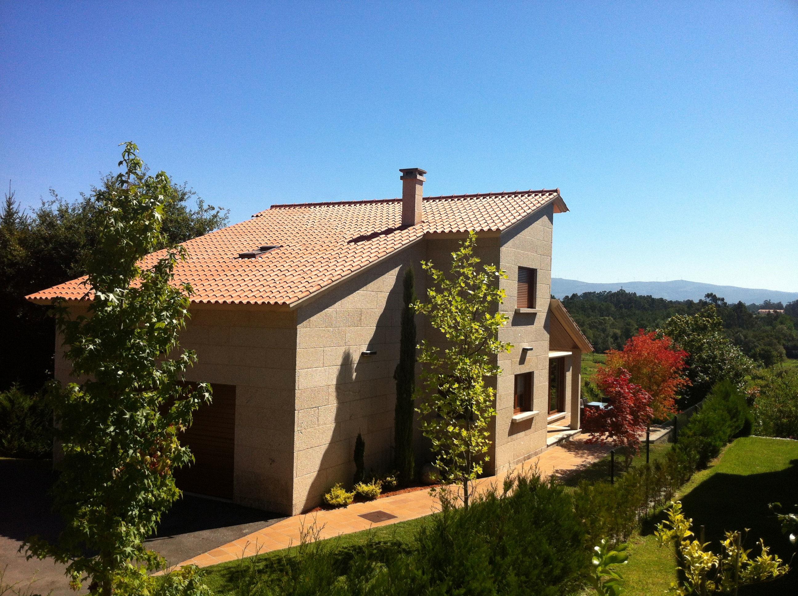 Casa con encanto de turismo rural en galicia rias baixas - Casas con encanto galicia ...