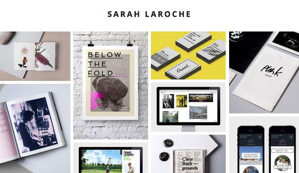 Portfolio Infographiste