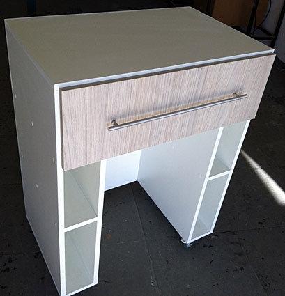 Arte manha marcenaria m veis planejados mesa para - Mesas para costura ...