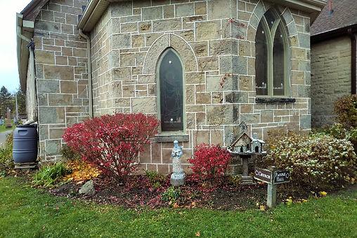 Spirit House and St. Francis - Grace Chu