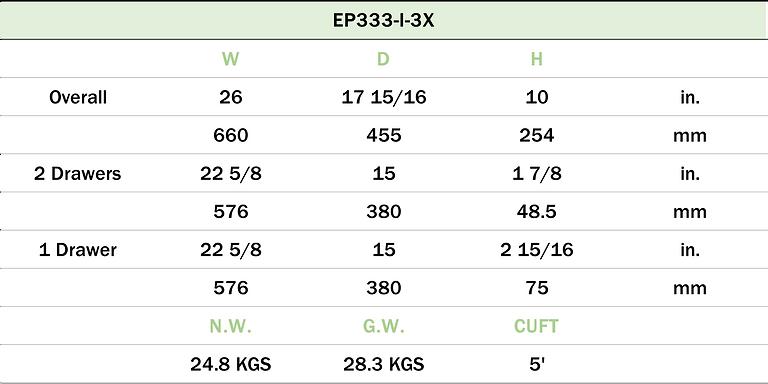 EP333-I-3X