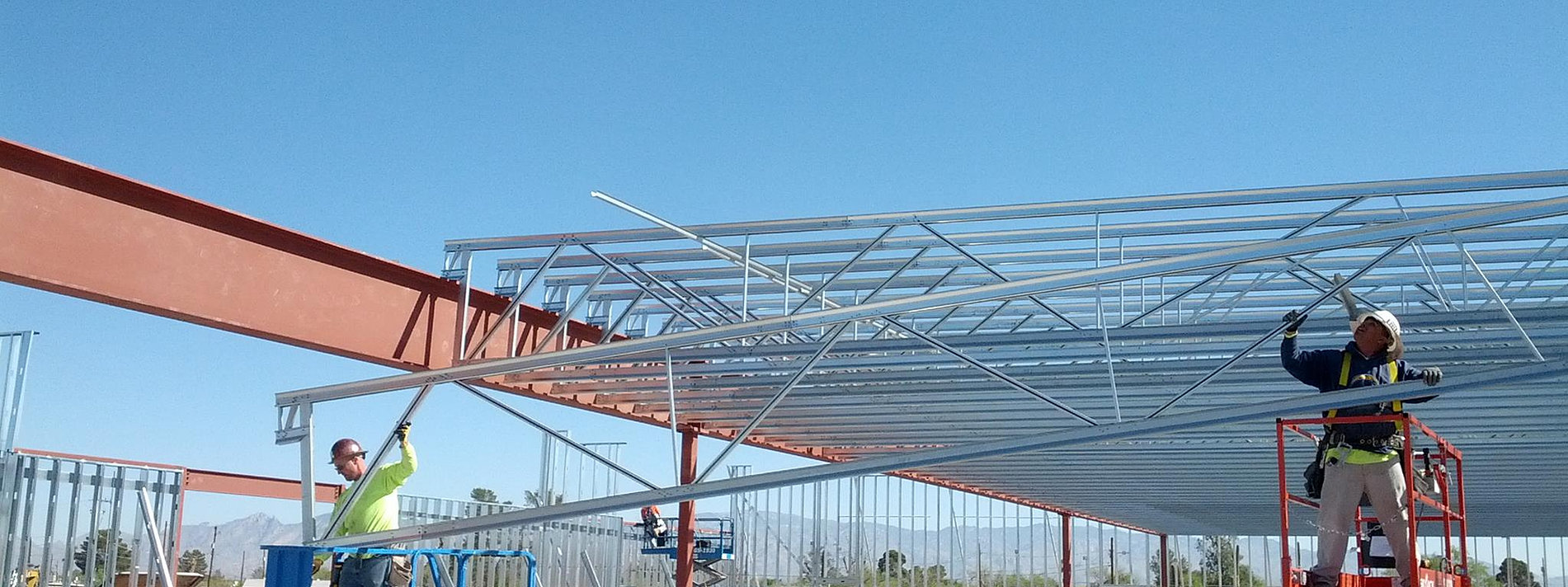commerical metal framing tucson