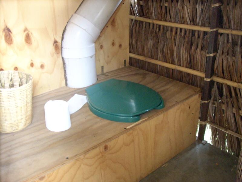 """Inodoro Para Baño Seco:Taller """"Construcción de Baños Secos"""""""