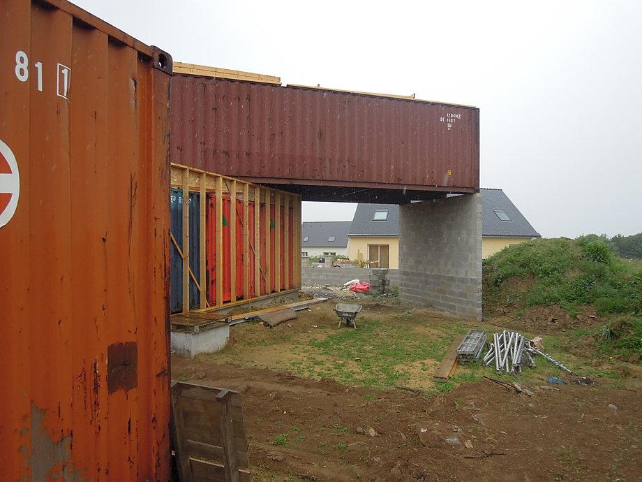 Design avenue maison container - Container d habitation ...