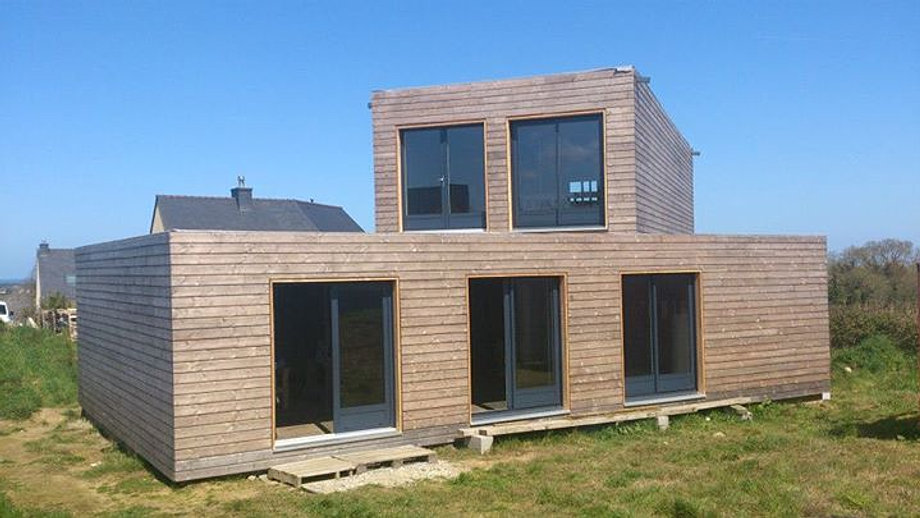 Design avenue maison container - Construction maison container ...