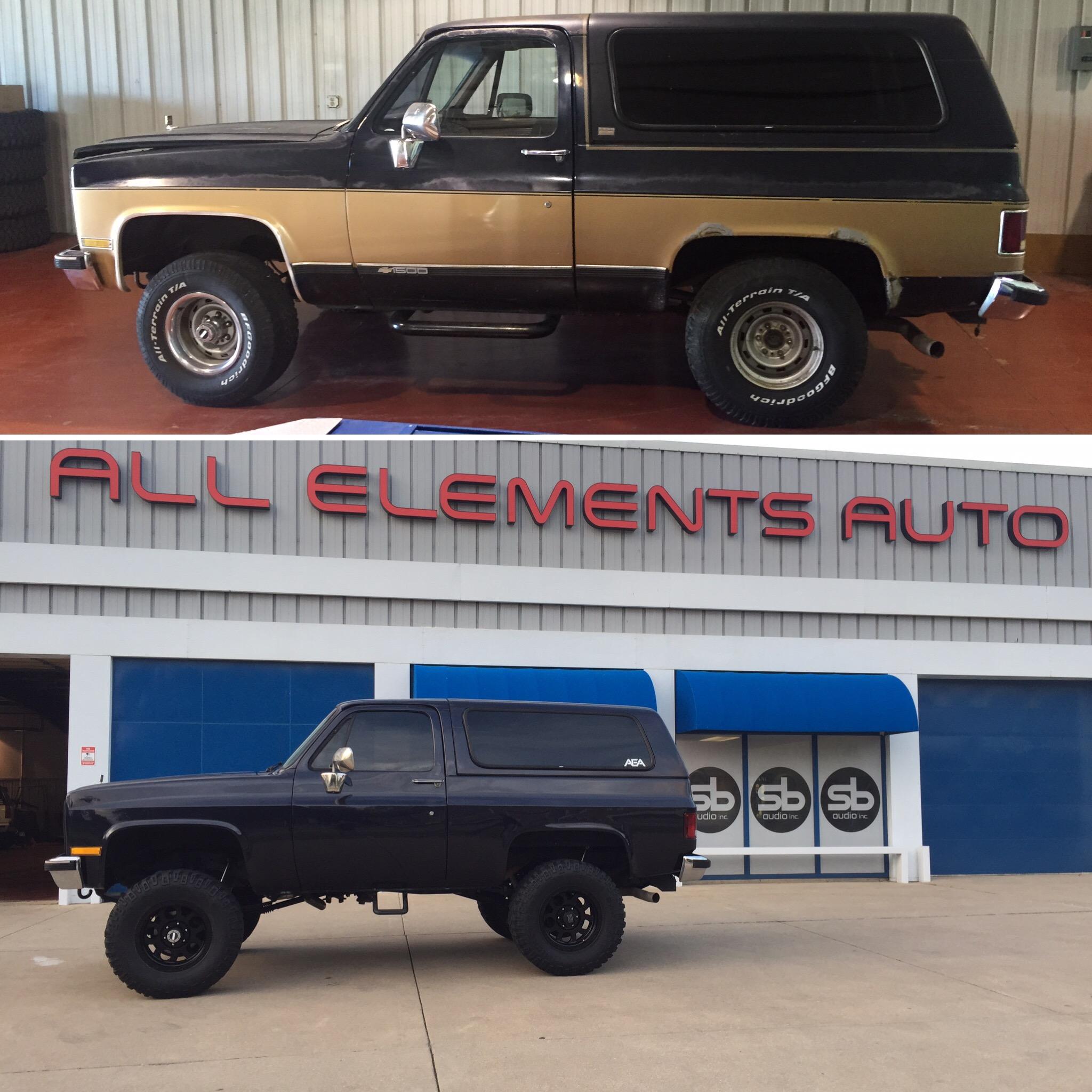 1989 Chevrolet K5 Blazer Restoration Street Beats Audio